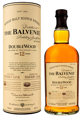 Balvenie Scotch Doublewood 12 Yr
